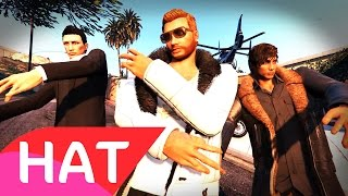 ♪ THE RASH RAP - REMIX BY BARx! [GTA 5 Rockstar Editor OFFICIAL MUSIC VIDEO]