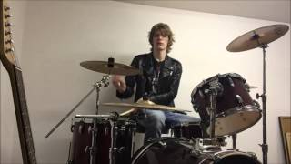 KISS - Deuce (Drum Cover)