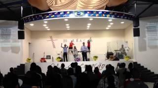 Santo é o teu nome!  com Sóstenes Mendes na Batista Vida...27/04/2013