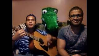 Laffy Taffy and How to Love Cover - KG and Donye
