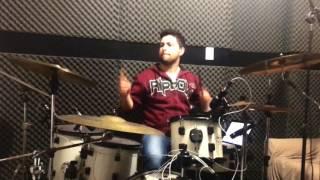 Fernandinho - Adestra (DVD Galileu) Drum Cover - Renato Pena