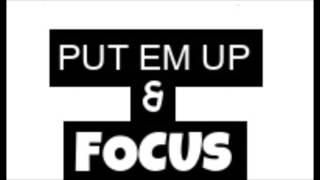 W&W +SICK INDIVIDUAL-Put EM Up & FOCUS (ZINK BOOTLEG 2017)