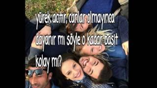 كلمات اغنية المسلسل التركي تحمل يا قلبي  gürkan kömürcü   yürek acıtır