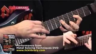 Belajar Teknik Solo Gitar Metal width=
