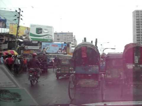 Dhaka traffic 13