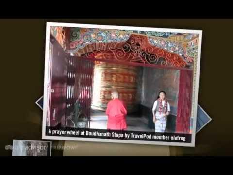 Boudhanath – Kathmandu, Nepal