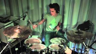 Mr Probz - Waves ( Drum Cover ) - Robin Schulz Remix