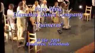Paco Peña Flamenco Dance Company, 'Quimeras'