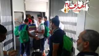 إنطلاق وفد المولودية عائد إلى الجزائر