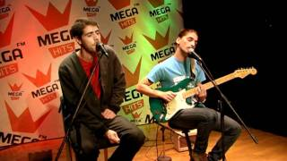Mega Hits - Richie Campbell:  Blame it on me (Acústico)