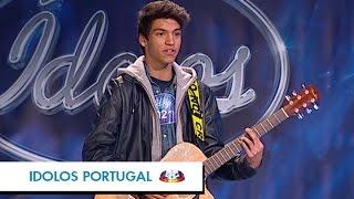 GONÇALO BERNARDO - CASTING 01 - IDOLOS