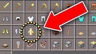 O ITEM MISTERIOSO DA NOVA VERSÃO 1.1 - Minecraft Pocket Edition