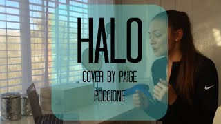 Beyonce- Halo Cover by Paige Poggione