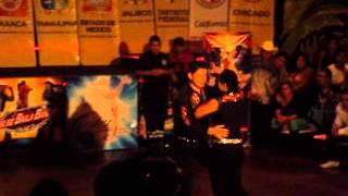 ¨ VIKINGO Y ELIZA ¨LV¨(Jose Luis Y Elizabeth) COREOGRAFIA ASBB 2013