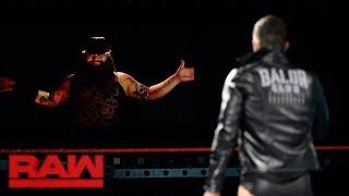 "Bray Wyatt wants to battle the ""mortal"" Finn Bálor: Raw, Sept. 4, 2017"