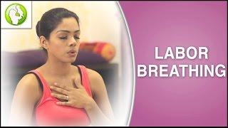 Labor Breathing Exercise
