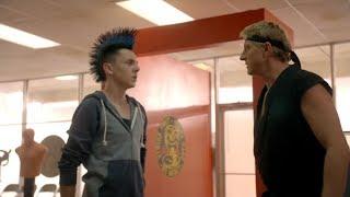 Eli Transformation to Hawk  - Cobra Kai ( Flipping The Script )