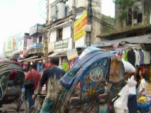 Old Dhaka オールドダッカ