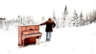 Jon Harald Gjesdal - Waiting for Better Days (Official Video) Soulful, Relaxing Piano. Meditation.