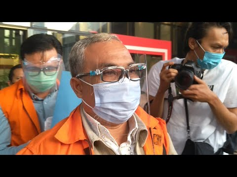 Ini Dua Tersangka Kasus Korupsi Proyek Pembangunan Jembatan di Riau