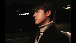kim seokjin - awake [lyric video]