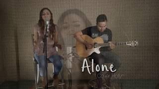 Alone María Moreira Acoustic Cover (Hollyn)