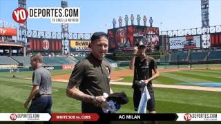 AC Milan at Chicago White Sox