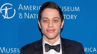 Pete Davidson EXPLAINS Why He Deleted ALL Instagram Photos of Ariana Grande