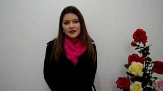 Candidata Josiane Regina Uebel