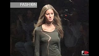 VERSUS Fall 1999 2000 Milan - Fashion Channel