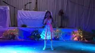 Isang Mundo Isang Awit cover by Dindi Delgado, 7yo