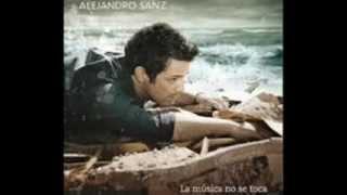 Alejandro Sanz-(Se vende) nuevo album (La musica no se toca)