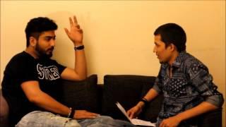 JAANI (LYRICIST) - X- CLUSIVE & RARE INTERVIEW BY RAAJ JONES width=