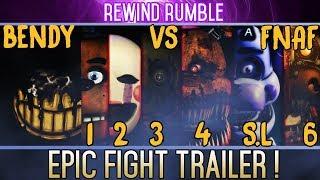 Bendy vs Five Night's at Freddy's 1, FNAF 2, FNAF 3, FNAF 4, FNAF 5, FNAF 6! Animation COMING SOON