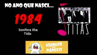 1984 - Sonífera Ilha - Titãs