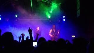 Motionless In White - Hatefuck LIVE (HD) Glasgow Garage 14/09/2013
