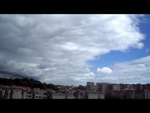 interesting nature sky