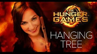 The Hanging Tree - The Hunger Games Mockingjay Part 1 (Flute Cover by Gina Luciani)