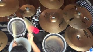Whiplash - Hank Levy (movie soundtrack)  Drum cover
