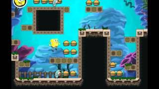 Spongebob Squarepants Power Kick (Бродилки Губка Боб)