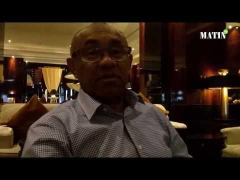 """Ahmad Ahmad : """"Si je suis élu, la CAF ne sera pas ma propriété privée"""""""