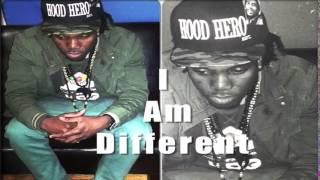 "G Da Great ""I Am Different"" HOOD HERO ENT."