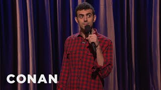 Sam Morril Stand-Up 08/20/15  - CONAN on TBS