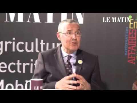Intrevention M. Mohamed El Kettani au FORUM AFRIQUE