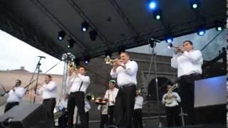 Alba24 Video: Fanfara Transilvania, Music&Film Festival Alba Iulia 2014