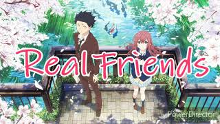 Nightcore - Real Friends
