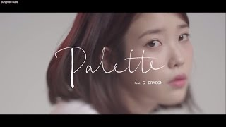IU - Palette (feat G-Dragon) [PL] - polskie napisy, polish subs