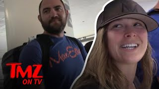 Ronda Rousey and Hubby Get The Cutest Puppy EVER! | TMZ TV