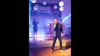 Davi Sacer e Verônica Sacer - Venha o Teu Reino - Altar de Deus Band