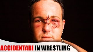 5 ACCIDENTARI GRAVE in WRESTLING